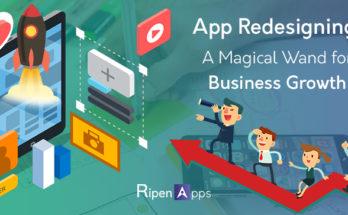 app redesigning