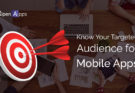 targeted audience for mobile apps