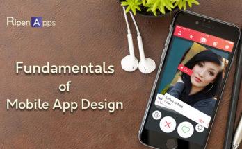 Fundamentals of Mobile App Design